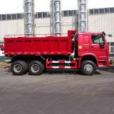 고품질을%s 가진 HOWO 6*4 336/371HP 덤프 또는 팁 주는 사람 트럭