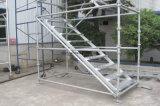 Afrikanischer Markt-heißes Verkauf Cuplock Baugerüst-System für Aufbau-Gebrauch