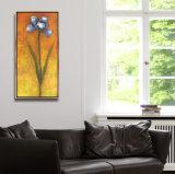 L'abitudine ha stampato sulle maschere della parete della tela di canapa per la maschera della pittura a olio di arte parete/del salone