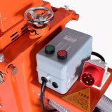 Мотор Janpanese точильщика пола беспыльного конкретного точильщика Lj-320d Eletrical конкретный