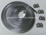 Стальной полосы производителем 304 316 диапазона целлофановую упаковку из нержавеющей стали