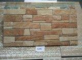 della porcellana rustica 36D01 mattonelle opache della parete delle mattonelle della stanza da bagno di colore della sabbia 300X600