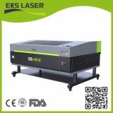 Corte a Laser de CO2 e máquina de gravura de preço de produção de vestuário