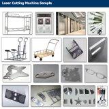 Leistungsfähiger Faser-Laser-Scherblock u. metallschneidende Maschinerie mit Schild