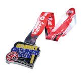 Цинкового сплава футбол рекламные металлические медаль (ele-медаль105)