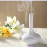 Design criativo vaso pequeno difusor de aroma de forma romântica humidificador de Ar