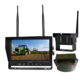Gleichstrom 12V 32V zur Fernsteuerungs9inch drahtlosen TFT LCD Monitor-Auto-Rückseiten-Kamera für LKW mit Führungs-Zeilen