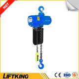 Liftking 10t Kito Typ elektrische Kettenhebevorrichtung mit Haken-Aufhebung