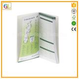 Service d'impression obligatoire de carnet de Wiro (OEM-GL007)