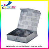カスタムハンドメイドの豪華なボール紙のペーパーギフト用の箱