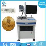 stampante di legno di /Laser della fibra del metallo del CO2 30W del laser dell'incisione della macchina portatile della marcatura
