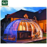 Boîtier de SPA/piscine Boîtier avec cadre en aluminium et polycarbonate