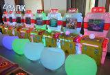 Säulengang-Spiel-Maschine scherzt Lotterie-Maschine