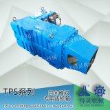 CO 자전 병렬에 TPS 시리즈 두 배 나사 압출기 변속기