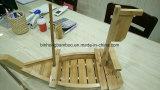 Et de bambou en bois naturel Sushi desservant la plaque de bateau
