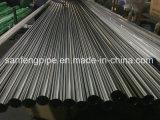 Câmara de ar refrigerando sanitária da tubulação da bobina do cambista de calor do aço inoxidável