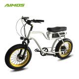 48V 500W Bafangモーター山のEbikeの電気脂肪質の電気バイク