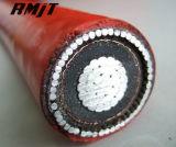 Cable de transmisión aislado PVC de la alta calidad