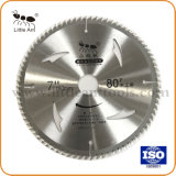 """7"""" 80t Tct la lame de scie circulaire pour couper du bois de carbure&aluminium diamant Outils de matériel"""