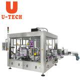 ラベラーのまわりの自動熱い溶解の接着剤OPPの分類機械か覆い