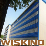 China Wiskind bajo costo de la estructura de acero de alta calidad