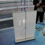 La tapa de vector de aluminio del precio barato de la alta calidad rueda para arriba una mano 3 A4 rueda para arriba la bandera
