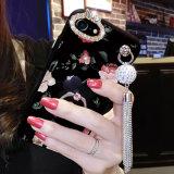 Случай мобильного телефона силикона Tassel с держателем на iPhone 6 6s 6plus 6splus 7 7plus