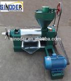 Petróleo verde-oliva da máquina da imprensa de petróleo verde-oliva que mmói fazendo a máquina
