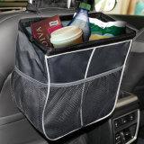 Premium прочного Оксфорд черный стул заднего сидения автомобиля рюкзак карман органайзера подушек безопасности