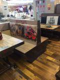 sofá do sofá da cabine da mobília do restaurante para o uso comercial