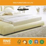 [أ1065] يستورد بديعة جلد سرير من الصين