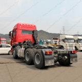 Sinotruk Hohan 6X4の頑丈なトラックのトレーラートラックのトラクター