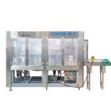 6000 bph Máquina de Llenado automático de agua de 500ml botella de plástico Volumen