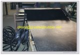 Het de hoge Mat van de Weerstand van de Slijtage Industriële Mijnbouw Versterkte Rubber/Broodje van het Matwerk
