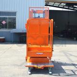 Di Warhouse di uso raccoglitrice elettrica aerea elettrica di ordine in pieno