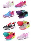 Женские ботинки валика женщин идущих ботинок для идущей повелительницы Flyknit Ботинка