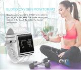 IP67 imperméabilisent le bracelet intelligent de Bluetooth avec le moniteur du rythme cardiaque (X9Plus)