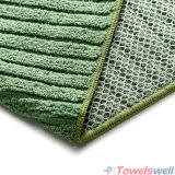 Microfiber Kitchen Dish Cloth with Mesh