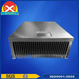 Leistungs-Luft kühlte Fabrik kundenspezifischen Aluminiumprofil-Kühlkörper ab