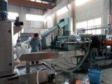 Máquina plástica da peletização de dois estágios para o saco do LDPE
