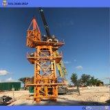 6tons Spitzendes installationssatz-Qtz63 (5610) Hochkonjunktur des Turmkran-56m auf Verkauf