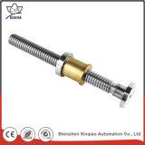 ステンレス鋼の旋盤の金属CNCの回転機械化の部品