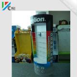 Creative Battery Cardboard Display Stand avec crochets