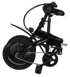 """مصغّرة كهربائيّة يطوي درّاجة مع 14 """" إطار العجلة"""