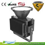 La calidad IP67 al aire libre del fabricante de China impermeabiliza el reflector de 700W LED