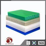 Folha do Polypropylene do bege de 2440 x de 1220 x de 4.5mm