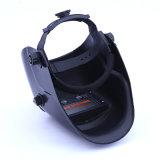 A grande área de visualização de escurecimento automático capacete de soldagem
