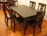 Tableau dinant et chaise (HS-011)