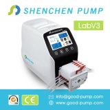 Shenchenの実験室のための大きい流動度0.007-1330ml蠕動性ポンプ