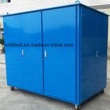 Enclosed тип система трейлера фильтрации изолируя масла масла трансформатора (ZYM-100)